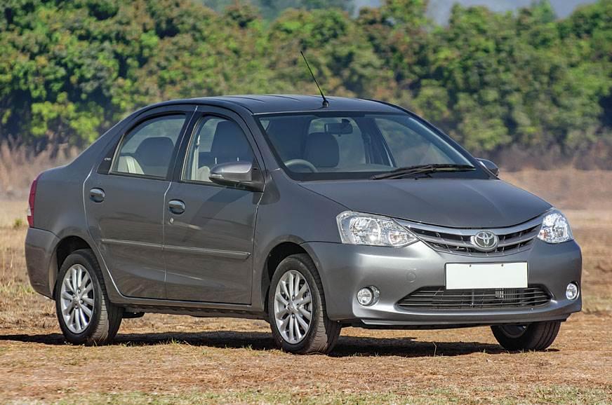 Hire Toyota Etios in Kashmir