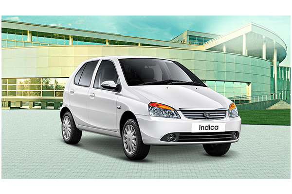 Tata Indica for Rent in Jammu Kashmir